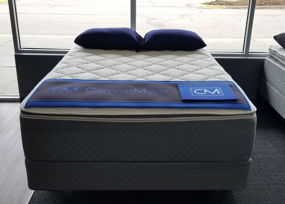 ComfortMade Aspen Firm Mattress