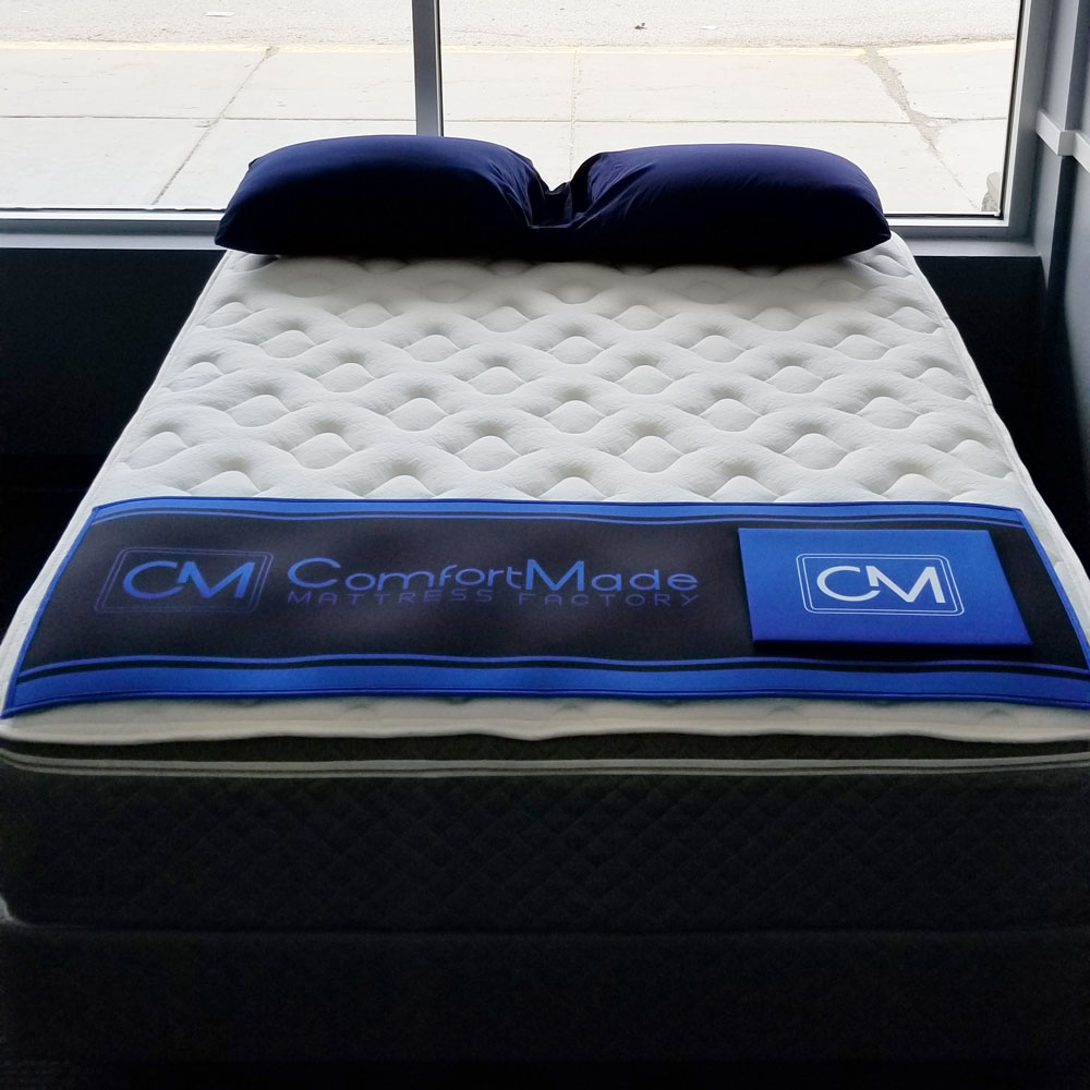 ComfortMade Dove Plush Mattress