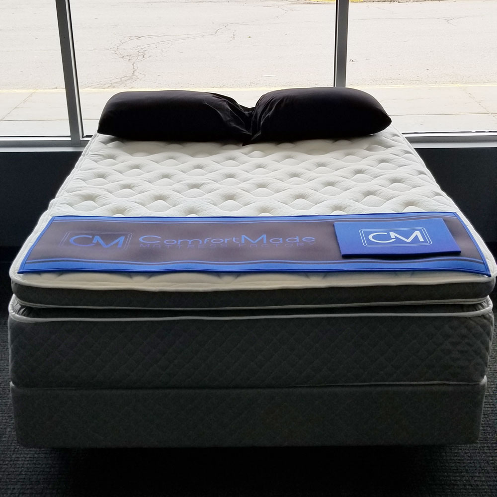 ComfortMade Dove Euro Mattress