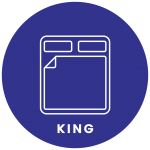 King Mattress Icon