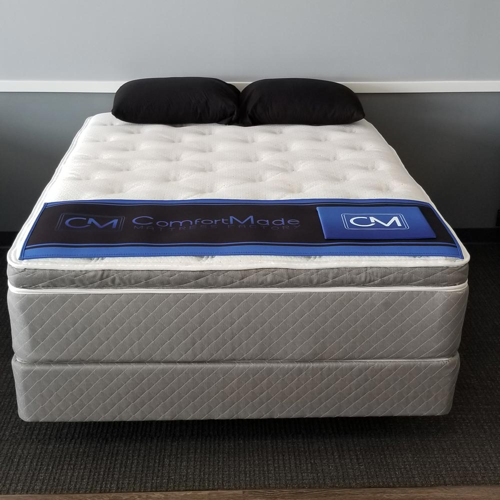 ComfortMade Monarch Euro Mattress
