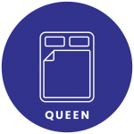 Queen Mattress Icon