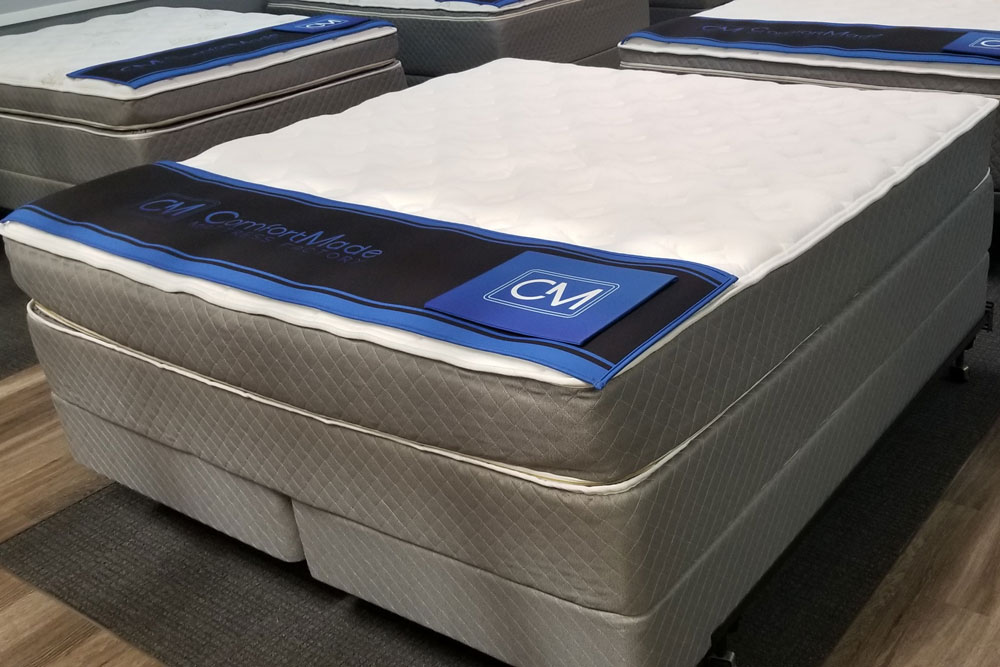 ComfortMade Sara Luxury Euro Mattress