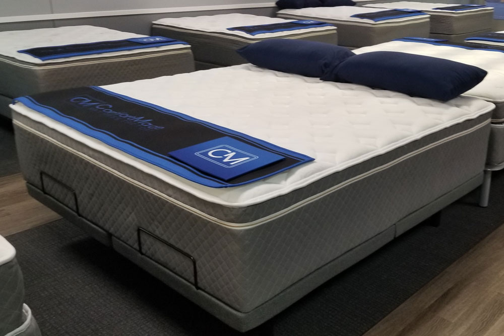 ComfortMade Sara Luxury Plush  Mattress