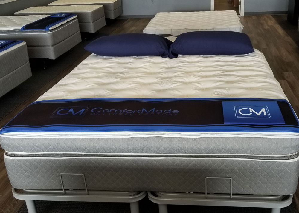 ComfortMade Tess Luxury Euro Mattress