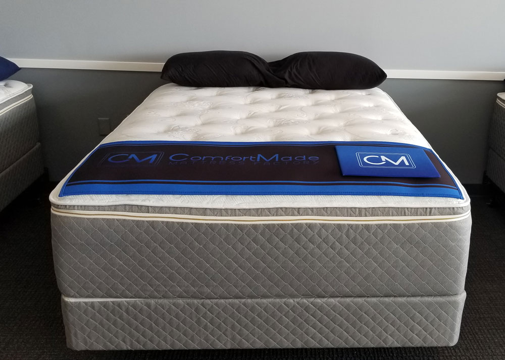 ComfortMade Tess Luxury Firm Mattress