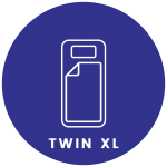 Twin XL Mattress Icon